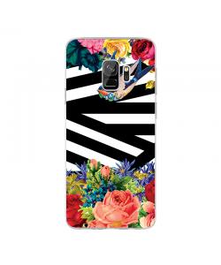 Birds of a Feather - Samsung Galaxy S9 Carcasa Transparenta Silicon