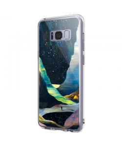 Canyon - Samsung Galaxy S8 Plus Carcasa Premium Silicon