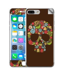 Cranium of the Earth - iPhone 7 Plus Skin