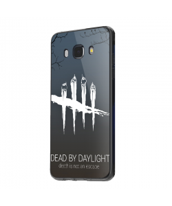 Dead by daylight - Samsung Galaxy J5 Carcasa Silicon
