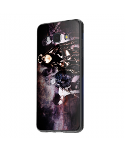 Death Note- Samsung Galaxy J5 Carcasa Silicon