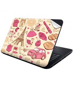 France - Laptop Generic Skin