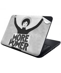 More Power - Laptop Generic Skin