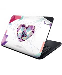 Love Keys - Laptop Generic Skin