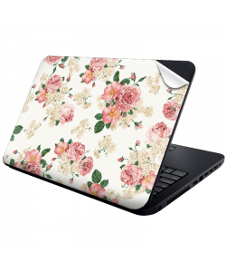 Peacefully Pink - Laptop Generic Skin