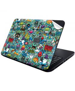 Urban Chaos - Laptop Generic Skin