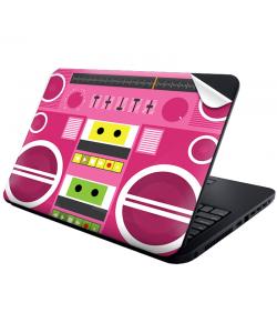 Boombox - Laptop Generic Skin