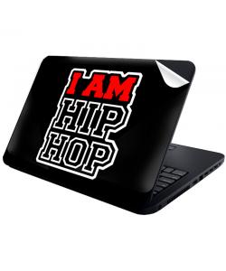 I am Hip Hop - Laptop Generic Skin