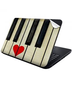 Piano Love - Laptop Generic Skin