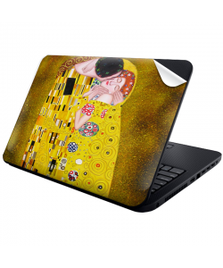 Gustav Klimt - The Kiss - Laptop Generic Skin