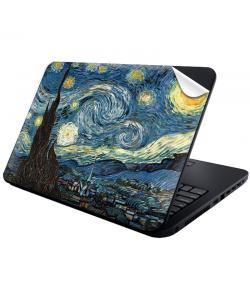 Van Gogh - Starry Night - Laptop Generic Skin