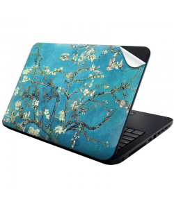 Van Gogh - Branches with Almond Blossom - Laptop Generic Skin