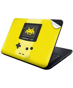 Gameboy Yellow - Laptop Generic Skin