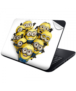 Minions Crew - Laptop Generic Skin