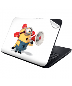 Fire Minion - Laptop Generic Skin