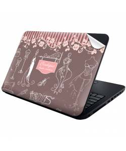 Boutique - Laptop Generic Skin
