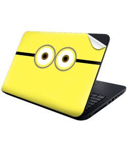 Minion Eyes - Laptop Generic Skin