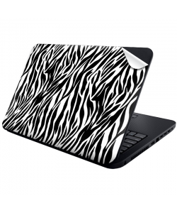 Zebra Labyrinth - Laptop Generic Skin
