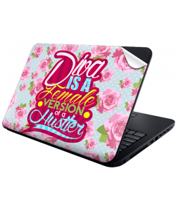 Diva - Laptop Generic Skin