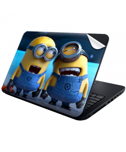 Funny Minions - Laptop Generic Skin