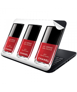 Chanel Rouge Rubis Nail Polish - Laptop Generic Skin
