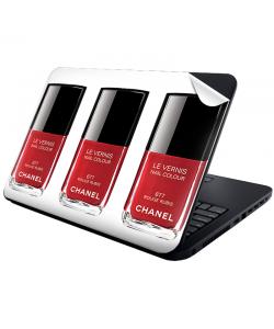 Chanel Rouge Rubis Nail Polish - Laptop Generic Skin