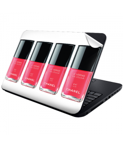 Chanel Lilis Nail Polish - Laptop Generic Skin