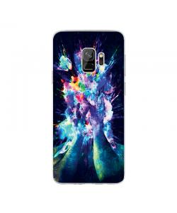 Explosive Thoughts - Samsung Galaxy S9 Carcasa Transparenta Silicon