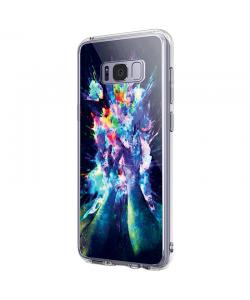Explosive Thoughts - Samsung Galaxy S8 Carcasa Premium Silicon