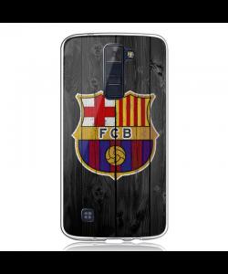 FCB - LG K8 Carcasa Transparenta Silicon