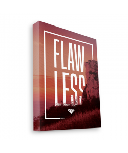 Flawless - Canvas Art 60x75