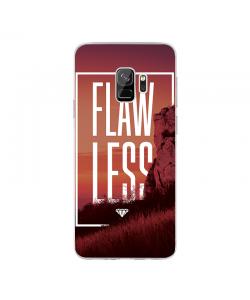 Flawless - Samsung Galaxy S9 Carcasa Transparenta Silicon