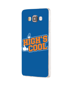 High's Cool - Samsung Galaxy J5 Carcasa Silicon