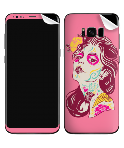 Fabulous Tattoos - Samsung Galaxy S8 Plus Skin