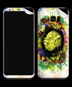 Gold Lion - Samsung Galaxy S8 Plus Skin