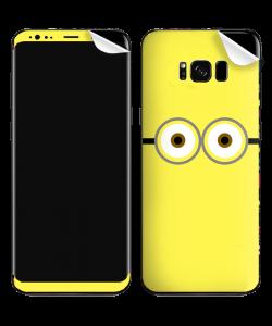 Minion Eyes - Samsung Galaxy S8 Plus Skin