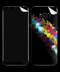 Rainbow Bubbles - Samsung Galaxy S8 Plus Skin