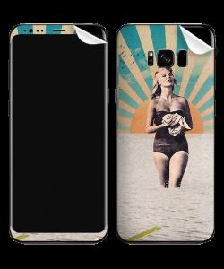 Kiwi, Crown and Good Shoes - Samsung Galaxy S8 Plus Skin