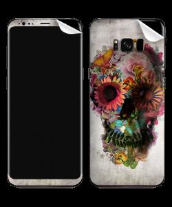Spring Skull - Samsung Galaxy S8 Plus Skin