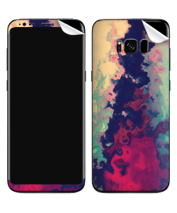 This is How it Feels - Samsung Galaxy S8 Plus Skin