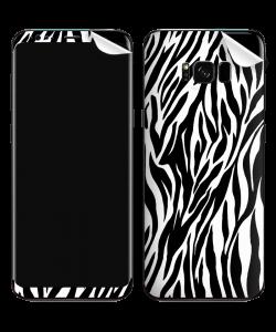 Zebra Labyrinth - Samsung Galaxy S8 Plus Skin