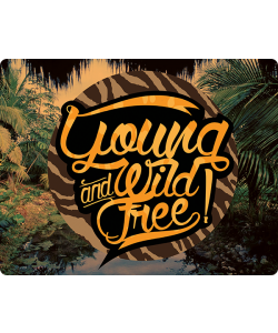 Young, Wild & Free - Jungle