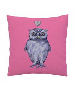 Perna decorativa - I Love Owls