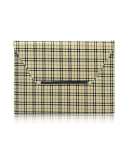 Husa iPad model Burberry