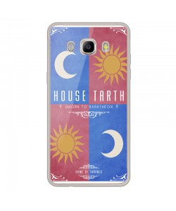 GoT House Tarth - Samsung Galaxy J7 2017 Carcasa Transparenta Silicon