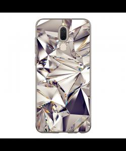 Mirror Crystal - Huawei Mate 10 Lite Carcasa Transparenta Silicon