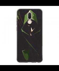 Arrow Art - Huawei Mate 10 Lite Carcasa Transparenta Silicon