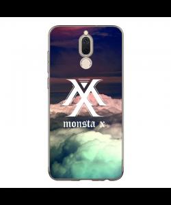 Monsta X - Huawei Mate 10 Lite Carcasa Transparenta Silicon