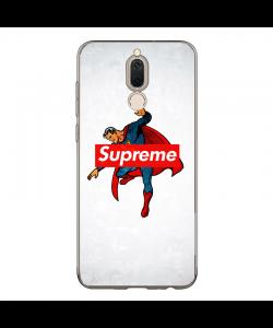 Superman Supreme - Huawei Mate 10 Lite Carcasa Transparenta Silicon