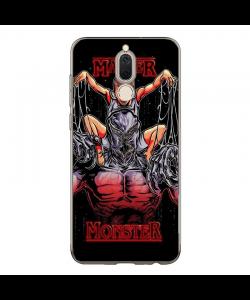 Master Monster - Huawei Mate 10 Lite Carcasa Transparenta Silicon
